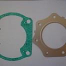 FL350 METAL TOP END GASKET SET 002